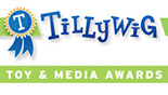 Tillywig Toy & Media Awards Logo